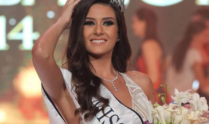 Sally Greige, Miss Liban 2014