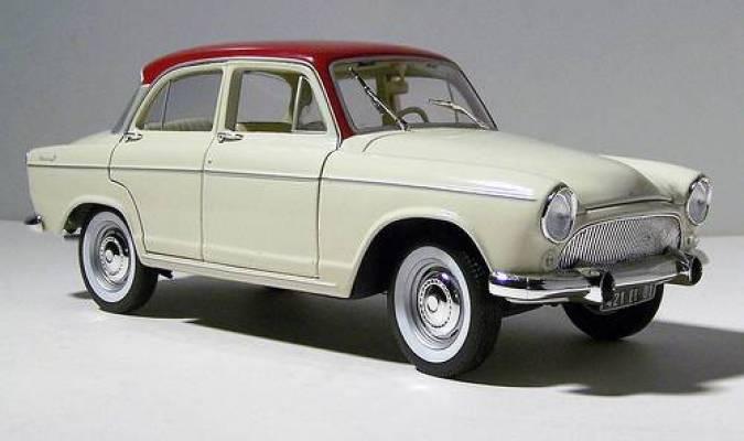 Une voiture miniature à 11 000 euros