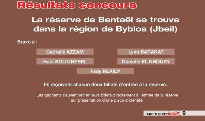 Mabrouk à nos lecteurs !