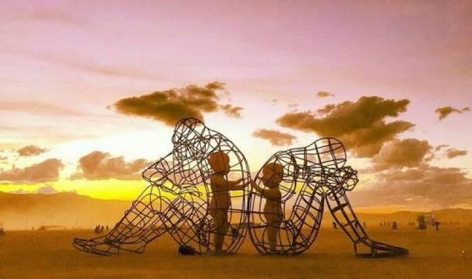 Sculpture fascinante d'Alexandr Milov