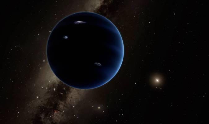 Une neuvième planète dans notre système solaire ?
