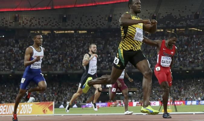 Un nouveau titre pour Usain Bolt