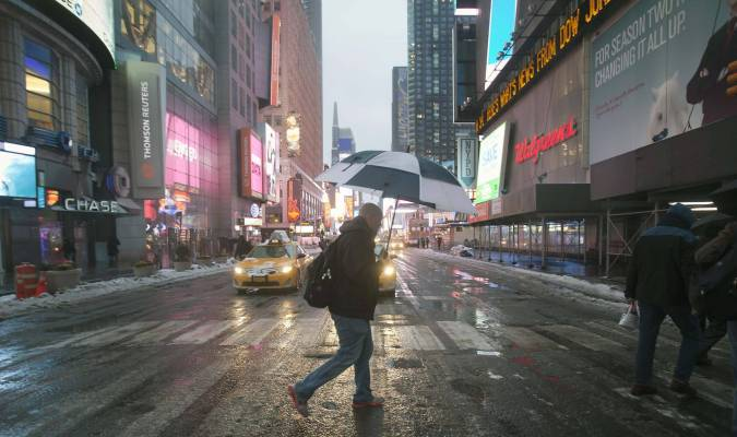 56,4 millions de touristes à New York en 2014