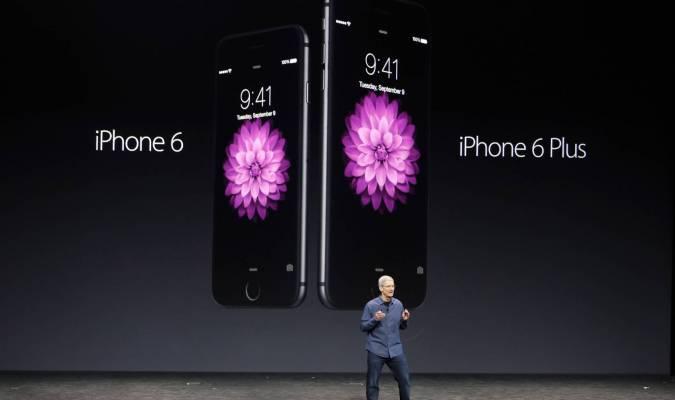 Le nouveau iPhone est arrivé