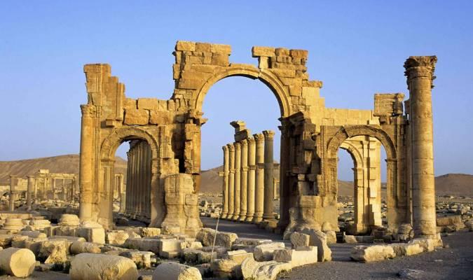 Palmyre torturée par l'EI
