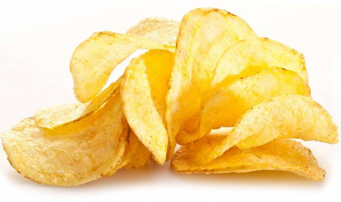 Les chips s'embourgeoisent