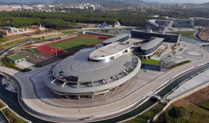 L'Entreprise de Star Trek en Chine