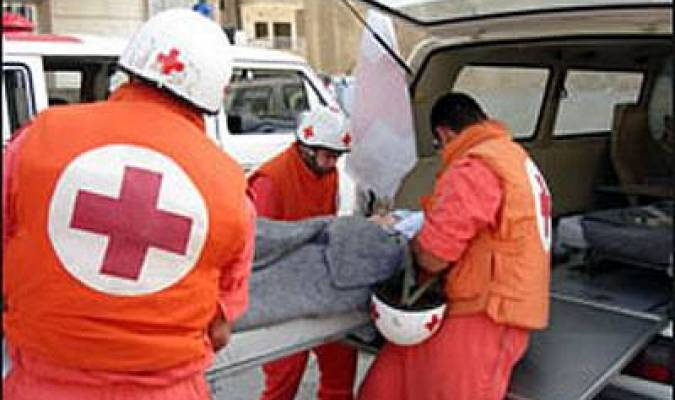 Najat, l'application de la Croix-Rouge libanaise