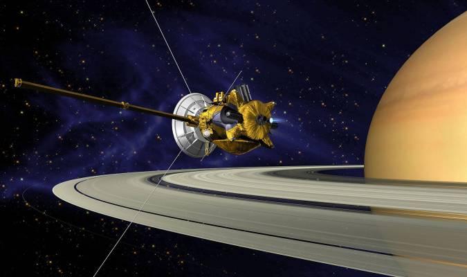 Cassini : un dernier tour et puis s'en va