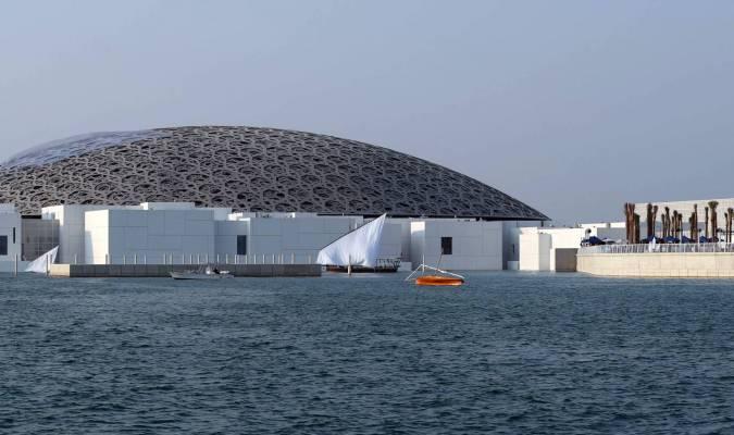 Le Louvre à Abu Dhabi