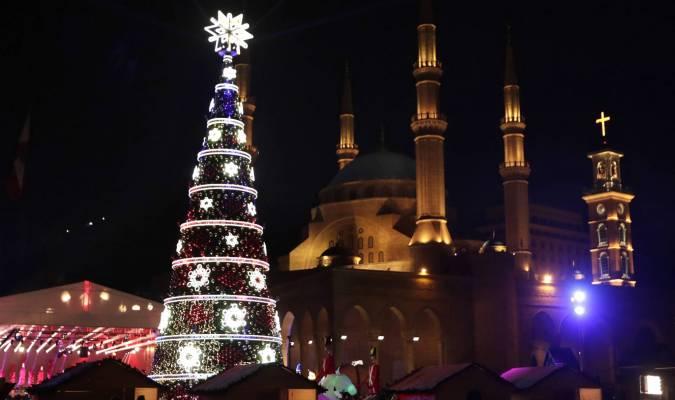 Le Liban se pare pour la fête