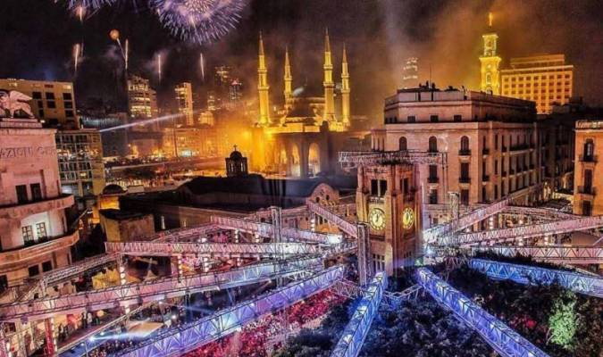 Beyrouth fête 2019